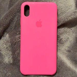 NEW!!! iPhone XS Max Apple Case